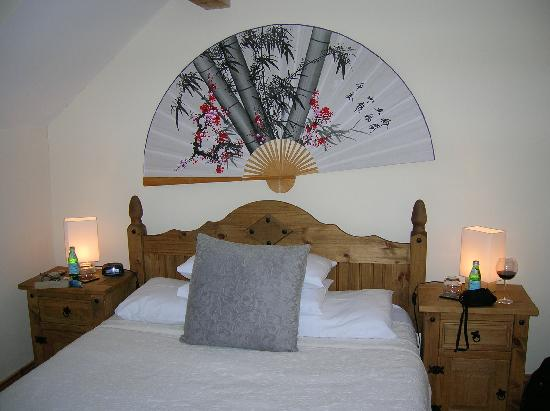 Aldridge Lodge Restaurant and Guesthouse: Bedroom