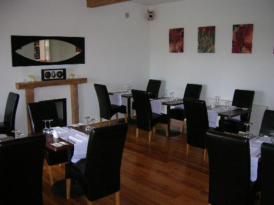 Aldridge Lodge Restaurant and Guesthouse: Dining room