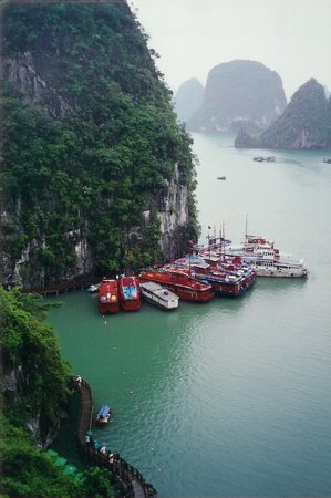Haiphong, Vietnam: Ha long Bay - Vietnã