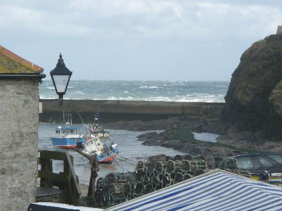 Slipway Hotel: view from room