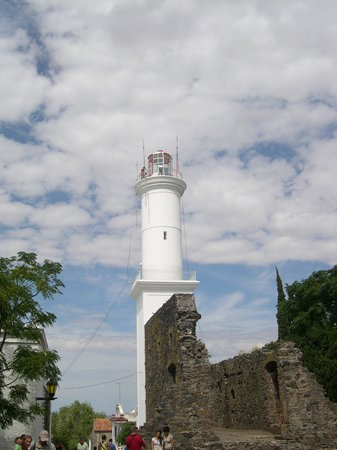 Colonia del Sacramento, Uruguay : Colonia lighthouse