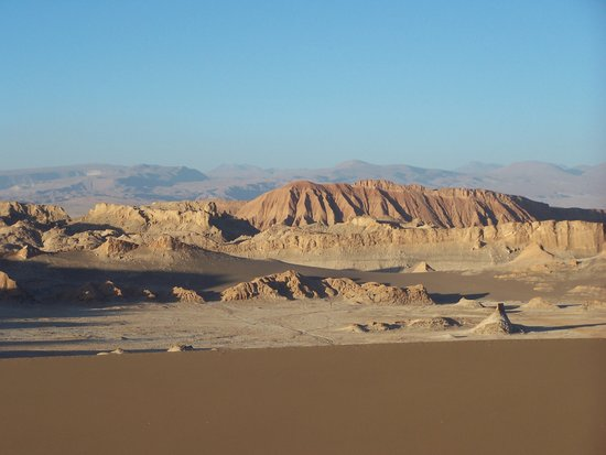 San Pedro de Atacama, Chile: Moon Valley