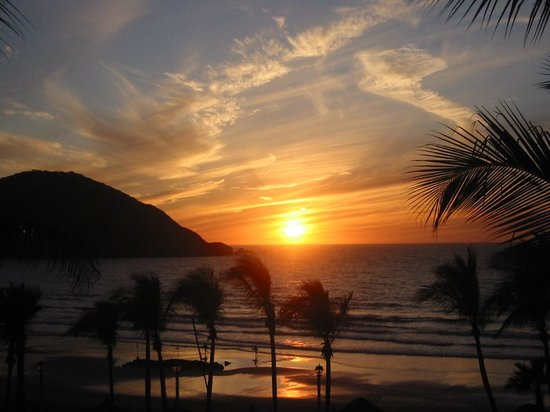 Mazatln, Mxico: Mazatlan Sunset -1- Xmas week 2007