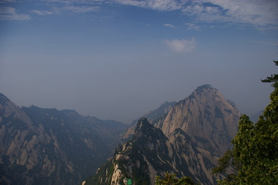 Xi'an, China: Hua Shan