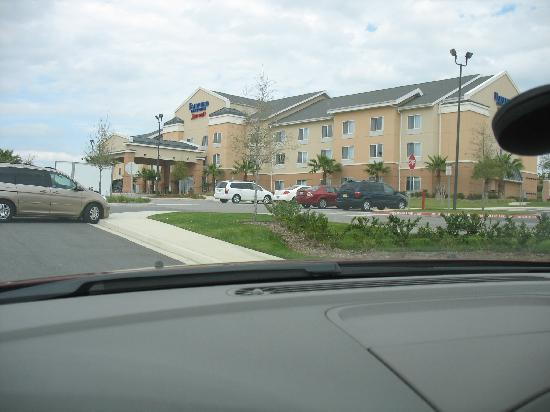 Fairfield Inn & Suites Clermont: Fairfield Inn, Clermont, Florida