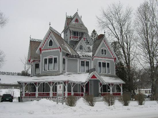 Grey Gables Mansion: Grey Gables