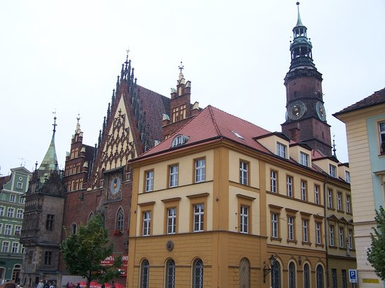 Breslau, Polen: Wroclaw