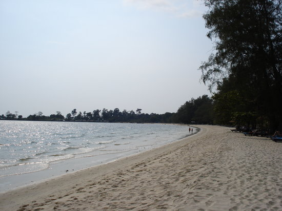 Sokha Beach Resort: Sokha Beach !!