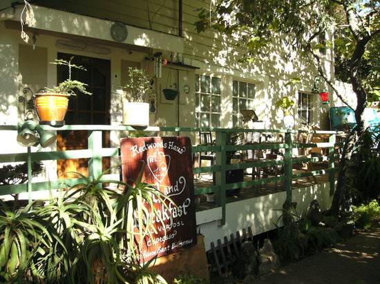 Photo of Redwoods Haus Bed and Breakfast Stinson Beach