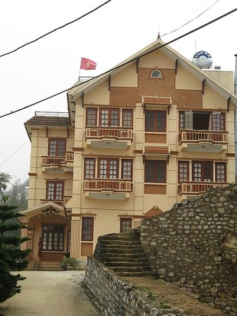 Sapa Goldsea Hotel