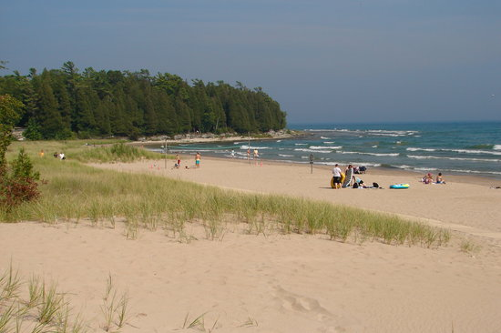 Door County, WI: Whitefush Dunes State Park