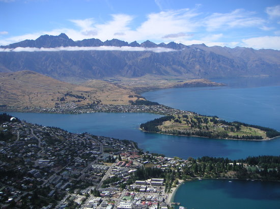 Queenstown, Nowa Zelandia: Quite remarkable