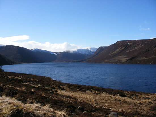 Ballater, UK: loch muich