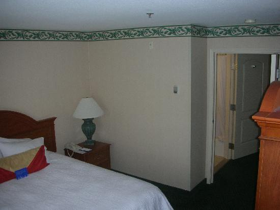 Hilton Garden Inn Portland Airport: bedroom