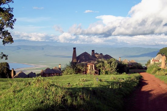 andBeyond Ngorongoro Crater Lodge: North Camp, Crater Lodge