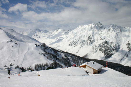 Ischgl accommodation