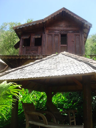 Tainos Cottages: coki cottage