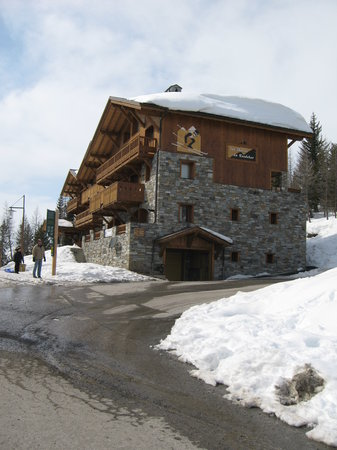 Chalet Le Kitz