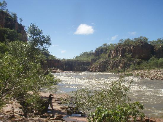 Northern Territory, Australien: The Katharine gorge