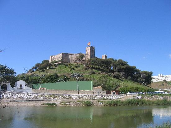 Castle At Fuengirola Picture Of Yaramar Hotel