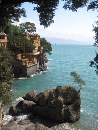 Santa Margherita Ligure, Italie : Walk from SM to Portofino! Its the best