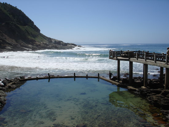 George, South Africa: Tidal Pool