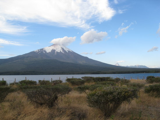 Puerto Varas, Chile: View from the lodge