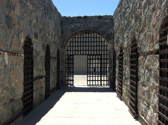 Yuma Territorial Prison State Historic Park