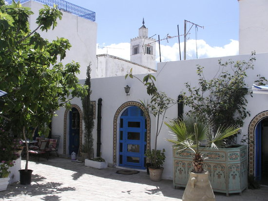 Photo of Hotel Sidi Bou Fares Sidi Bou Said