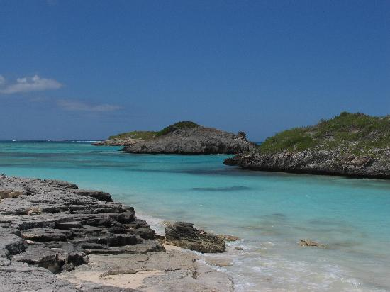Three Mary's Cays, North Caicos Island, Turks and Caicos Islands