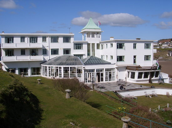 Burgh Island Hotel