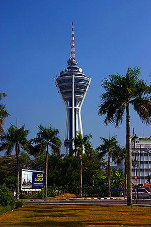 Alor Setar, Malaysia: Alor Star Tower