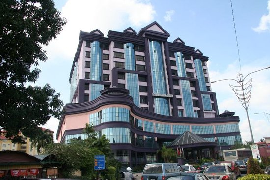 New Pacific Hotel