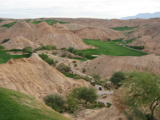Mesquite, NV: Great golf