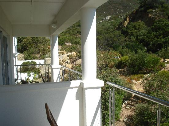 The Twelve Apostles Hotel and Spa: Mountain view