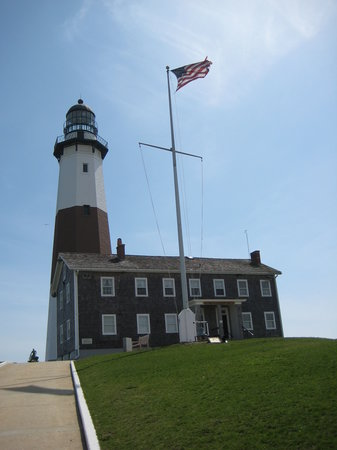 Southampton, NY: Montauk lighthouse