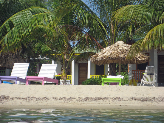 Ranguana Lodge: Angelfish Cottage