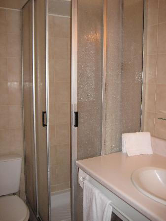 Hotel du Theatre : bathroom 1