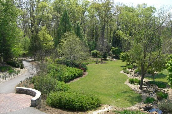 ‪‪Athens‬, جورجيا: The State Botanical Garden of Georgia at UGA (mid April 2008)‬