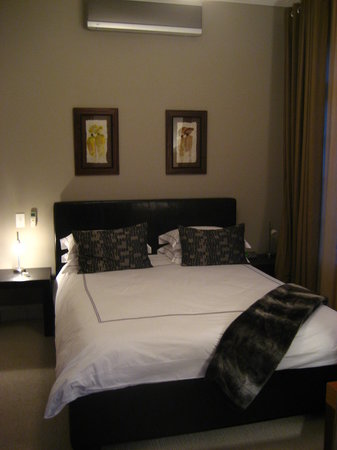 Derwent House Boutique Hotel: Our room