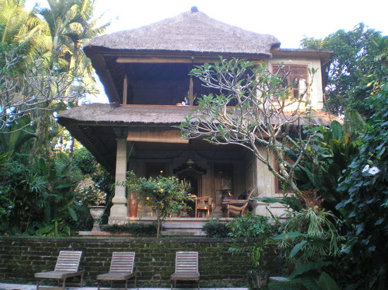 Kebun Indah: the villa