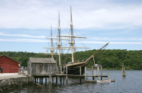 Mystic, CT: Joseph Conrad
