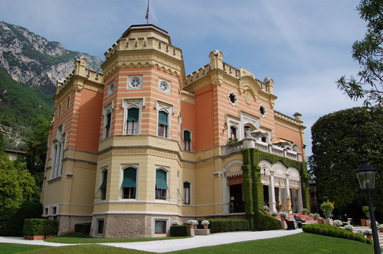 Grand Hotel a Villa Feltrinelli