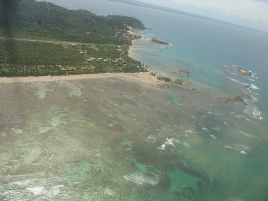 pousadas de Ilha de Tinhar