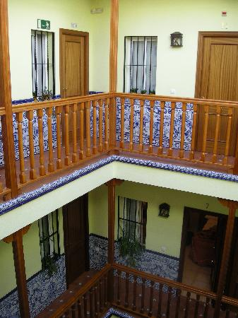 Pension Dona Trinidad : charming details 