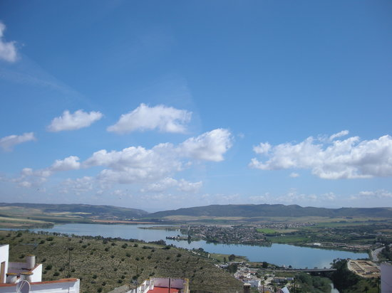 Arcos de la Frontera, Spain: Another view from the roof