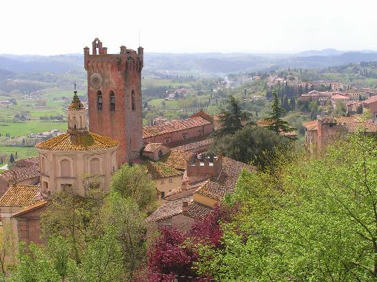 San Miniato - View From Top