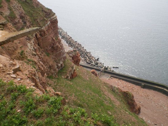 Helgoland, Germany: Inselansicht