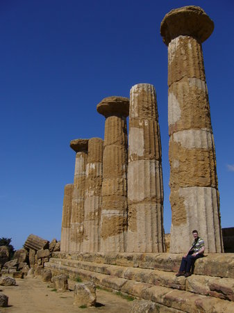 Agrigento, Itali: Valley of the Temples