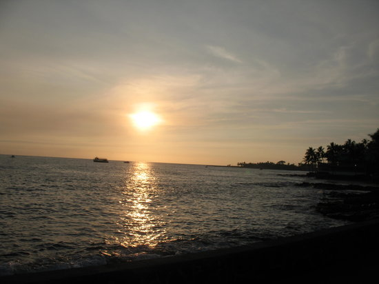 Kailua-Kona, HI: SUNSET